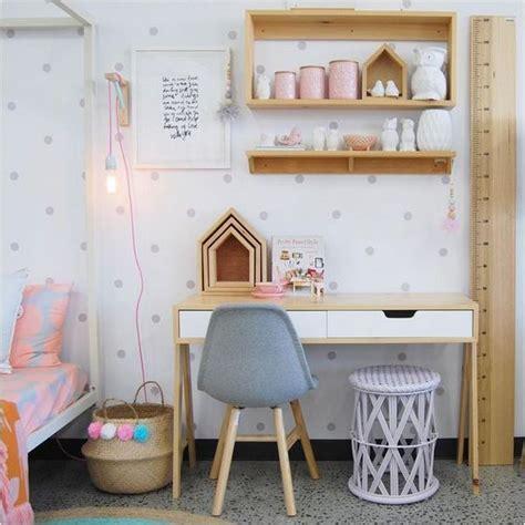 coin bureau idées pour un coin bureau enfant très déco decouvrirdesign