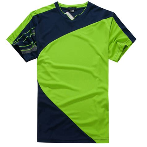 athletic shirt design badminton jersey t shirt sport t shirt fabric design