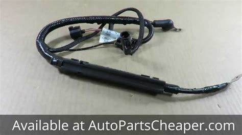 2003 Ford Expedition Wiring Harnes by 2003 Ford Expedition Alternator Wiring Harness Genuine Oem