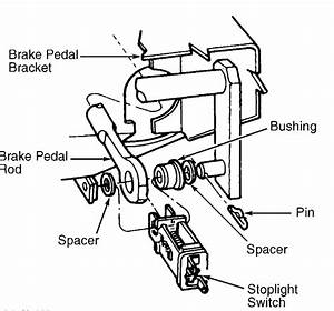 Ford Brake Light Switch Diagram