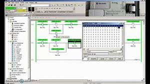 Plc Tutorial  Allen Bradley Rs Logix   3  Forward Reverse