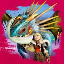 t shirt design verkaufen dreamworks dragons 39 astrid schmust mit sturmpfeil 39 t shirt spreadshirt