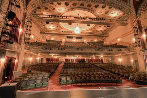 ohio theater built   part