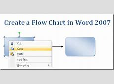 Create A Flow Chart In MSWord ~ Microsoft Office Support