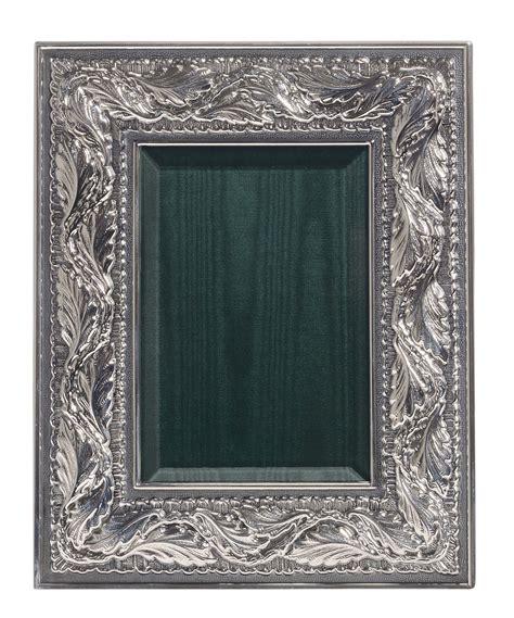 Cornice Decorata by Cornice Decorata Con Fronde Di Quercia Sterling 925