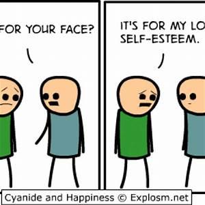high self esteem comics Gallery