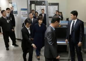 South Korean President Park