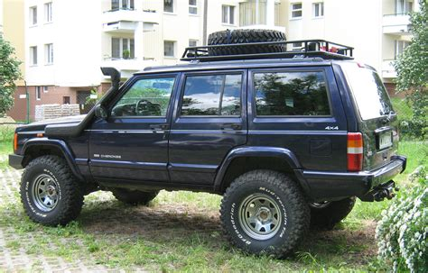 Jeep Grand Cherokee Xj Lift Kits