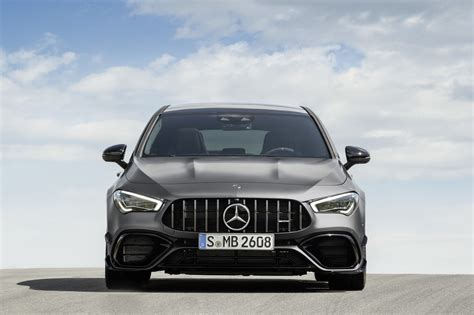 Request a dealer quote or view used cars at msn autos. 2020 Mercedes-AMG CLA 45 Shooting Brake debuts with 415hp ...