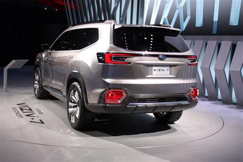 subaru viziv truck 2017 subaru viziv 7 suv concept picture 696323 car