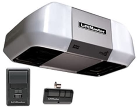 liftmaster myq garage door opener liftmaster 8360 3 4 hp chain drive opener with myq