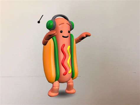 Snap Is Selling A Dancing Hotdog Costume Just In Time For