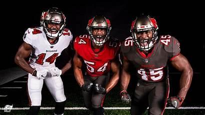Buccaneers Uniforms Tampa Bucs Reveal Fl