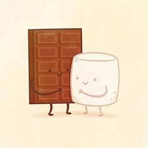 'Taste Buds' Illustrated Series Pairs Up Foods as Best ...