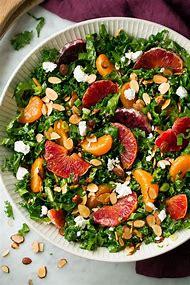 Orange and Kale Salad Recipe