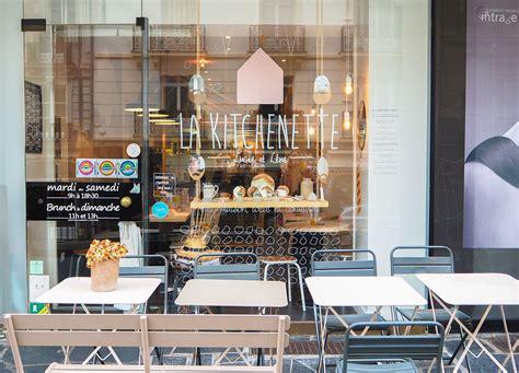 la kitchenette coffee shop  restaurant bonne adresse