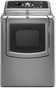 Maytag Medb850wl 29 Inch Electric Dryer With 7 3 Cu  Ft