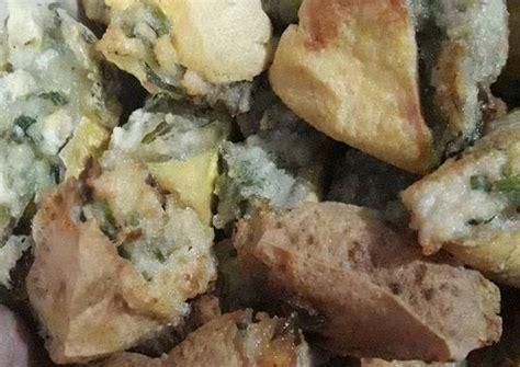 Uleni tepung kanji dengan garam dan air secukupnya.2. Resep Tahu aci tegal oleh Citra Dewi - Cookpad