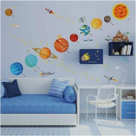 Kinderzimmer Gestalten Weltraum by Kinderzimmer Deko Weltraum