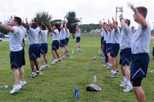 Air Force Basic Military Training