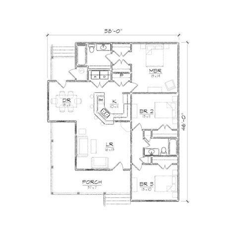 Corner Lot Floor Plans by Remarkable House Plans Small Corner Lot Arts House Plans