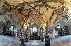 The Eerie Bone Church of 40,000 Souls Science and Technology