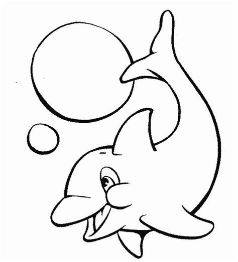 coloriage dauphin en ligne gratuit  animaux
