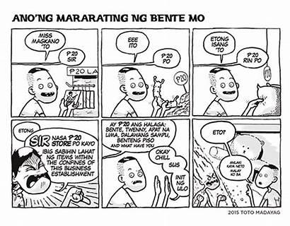Maikling Komiks Comic Strips Anekdota Halimbawa Kwentong