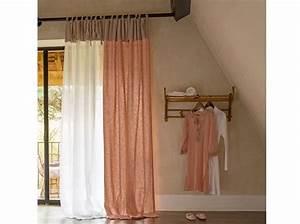 Rideaux Lin Ikea : 30 id es pour habiller vos fen tres elle d coration ~ Teatrodelosmanantiales.com Idées de Décoration