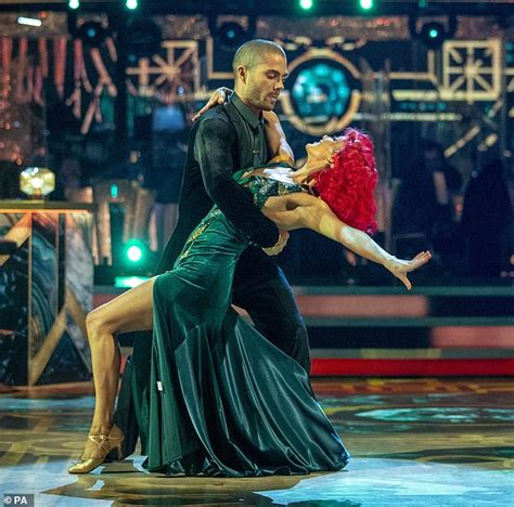 Strictly's Dianne Buswell and Joe Sugg look loved-up on ...