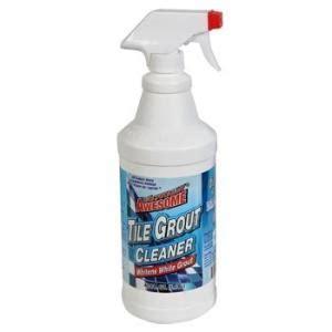Ceramic tile grout cleaner! Borax & White Vinegar!