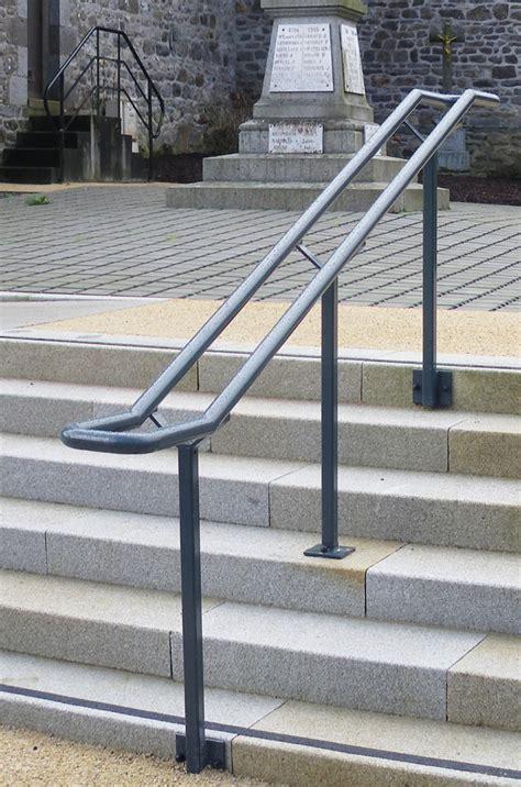 courante escalier exterieur courante