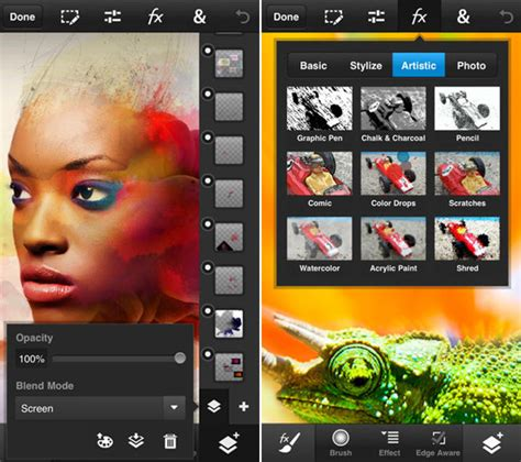 graphic design app 24 best apps for graphic design freelancers noupe