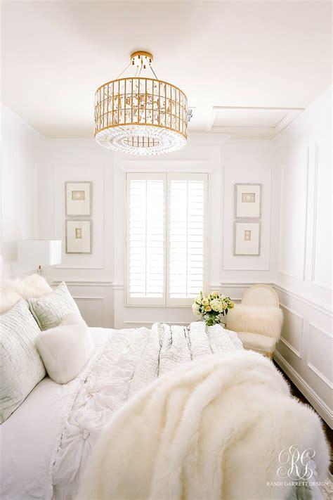 glam guest bedroom makeover randi garrett design