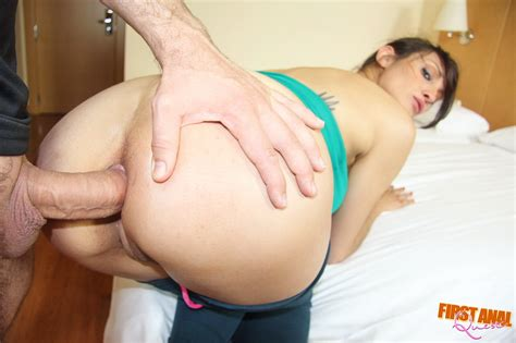 Big Ass Anal Porn With A Busty Spanish Brunette Slut
