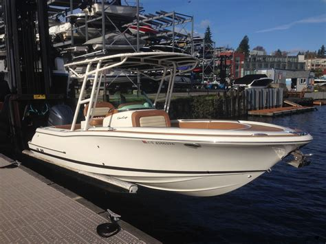 Yamaha Boats Seattle by 2013 Chris Craft 23 Center Console Yamaha F300