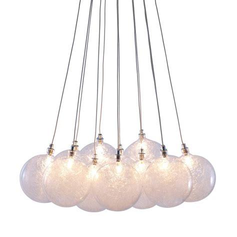 zuo modern chandelier shop zuo modern cosmos 17 7 in chrome multi light textured