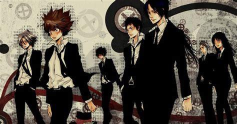 anime korea genre game best mafia anime list popular anime about the mob