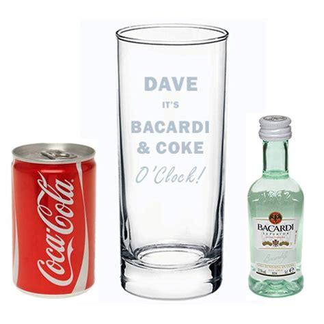 bacardi o clock gift set by british and bespoke