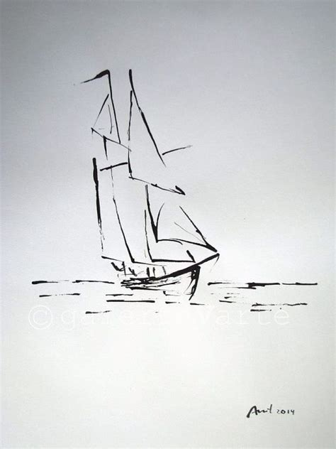 Boat Drawing Tattoo by Best 25 Ship Drawing Ideas On Pinterest Ship Tattoos