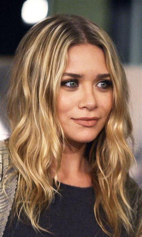 Ashley Olsens Anonymous Celebrities Hair Long Hair