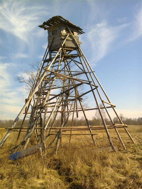 Medibu torni - Medību inventārs - Forums