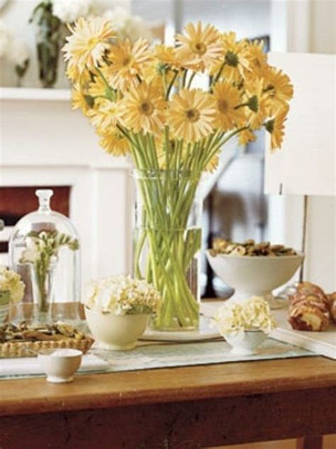 terrific flower centerpieces for dining table decorating 29 best modern summer table decorating images on pinterest