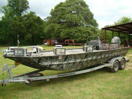 War Eagle Boats For Sale In Louisiana by 2005 War Eagle Airboat For Sale In Outside Louisiana