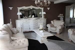 Meuble Merisier Relooké : meuble louis xv relook de couleur lin clair d couvrir ~ Nature-et-papiers.com Idées de Décoration
