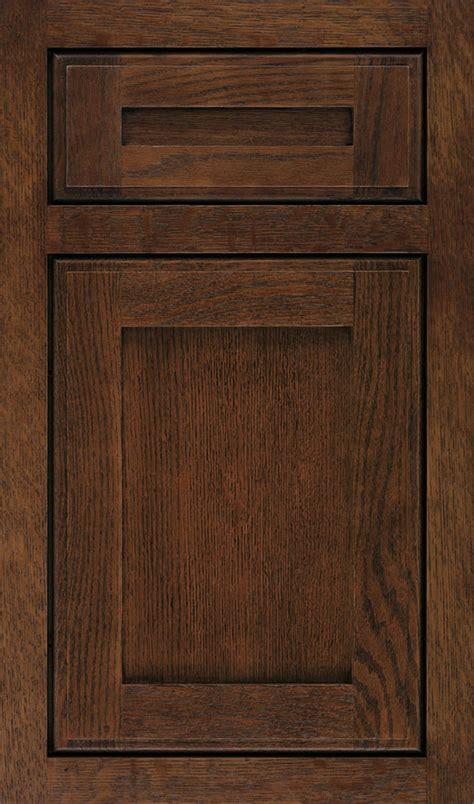 quartersawn oak cabinets  rustic kitchen decora