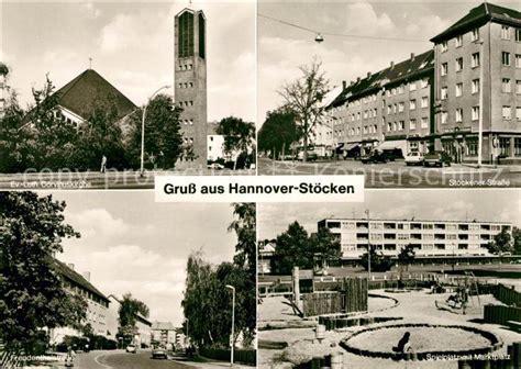 Ak  Ansichtskarte Stoecken Hannover Corvinuskirche