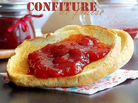 confiture de fraises maison express a l agar agar le
