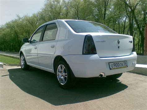 renault logan 2007 my perfect renault logan 3dtuning probably the best car
