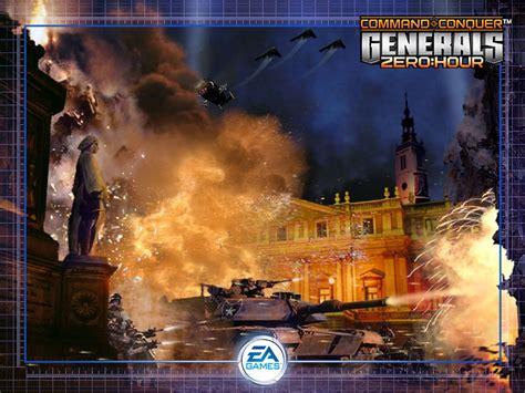 command conquer generals zero hour usa concept game pc darkest mod mission mods moddb prague db stronghold crusader
